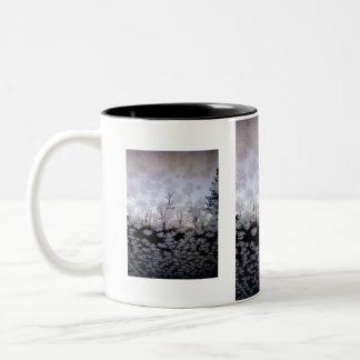 Jack Frost Two-Tone Mug