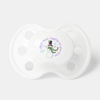 JACK FROST BABY PACIFIER