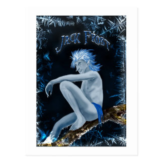 Jack Frost Postcard