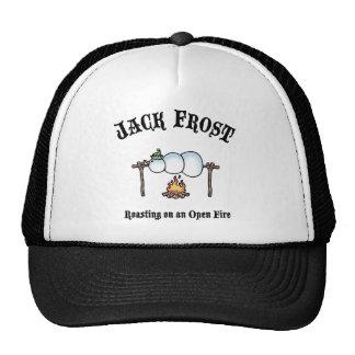 Jack Frost Roasting Trucker Hats