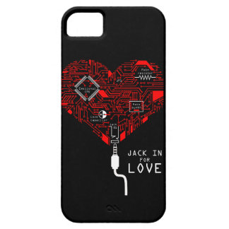 Jack in for love iPhone 5 covers