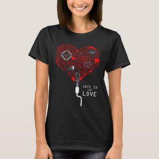 Jack in for love Woman T-Shirt