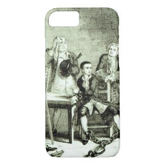 Jack in Newgate Ward having portraits taken by Sir iPhone 7 Case