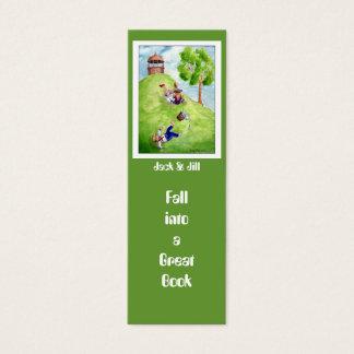 Jack & Jill Mini Business Card