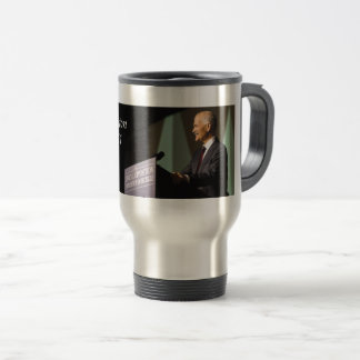 Jack Layton Tribute Travel Mug