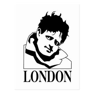 Jack London Postcard