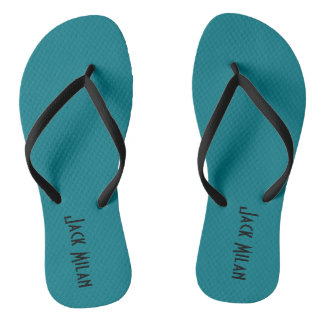 Jack Milan Signature Collection Flip Flops