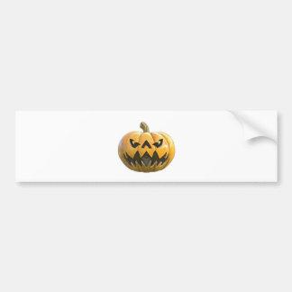 Jack O Lantern 1 Bumper Sticker