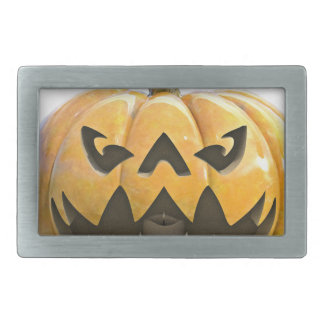 Jack O Lantern 1 Rectangular Belt Buckle