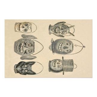 Jack O' Lantern Black Cat Vintage Lanterns Photo Art