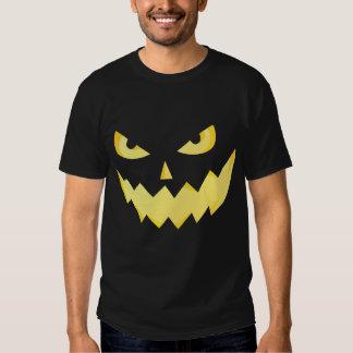 Jack O Lantern Face Halloween Shirt