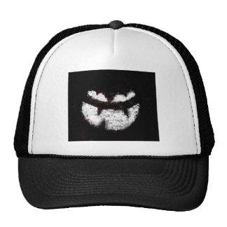 Jack O' Lantern Face Trucker Hat
