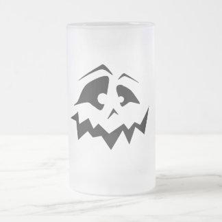 Jack-O-Lantern Face Mug