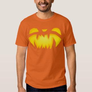 Jack-o-lantern Face T Shirts