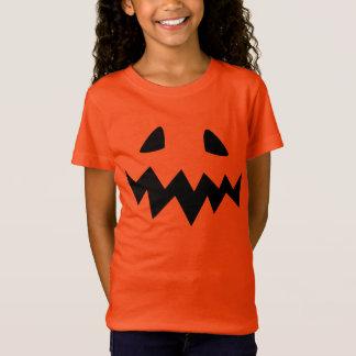 Jack O Lantern Face Tshirt