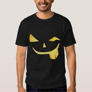 Jack O Lantern Funny Face Halloween Shirt