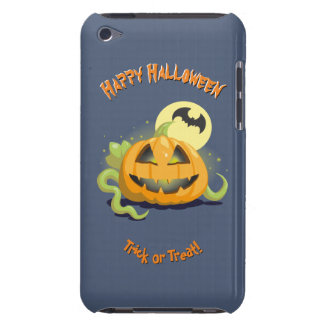 Jack O' Lantern Halloween Pumpkin Barely There iPod Case