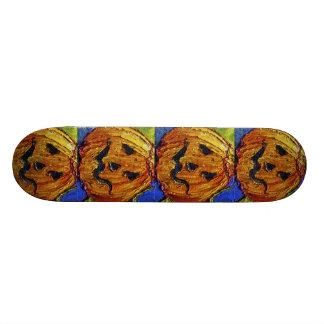 Jack-O-Lantern Halloween Skate Baord Skate Board Deck