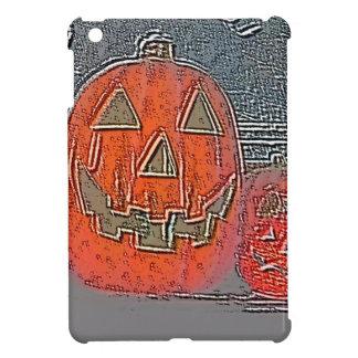 Jack-O Lantern iPad Mini Cases