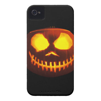 Jack-o'-lantern iPhone 4 Cover