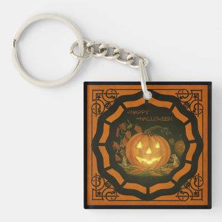 Jack-O-Lantern key chair Keychain