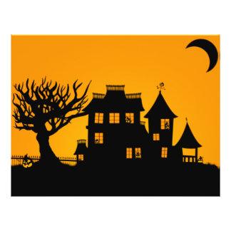 Jack O Lantern Manor Full Color Flyer