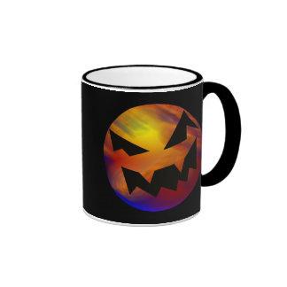 Jack o Lantern Coffee Mugs