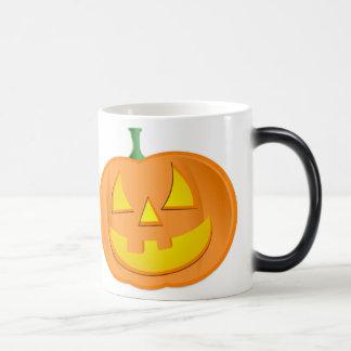 Jack O Lantern Morphing Mug