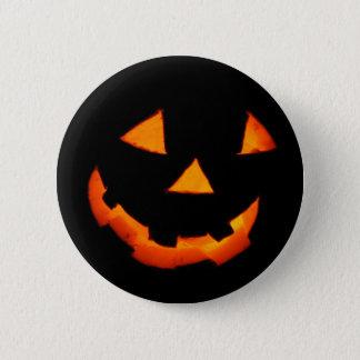 Jack-o'-Lantern pin