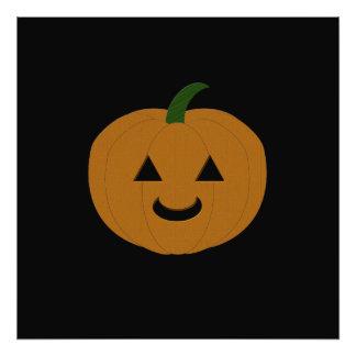 Jack-O-Lantern Pumpkin Photo