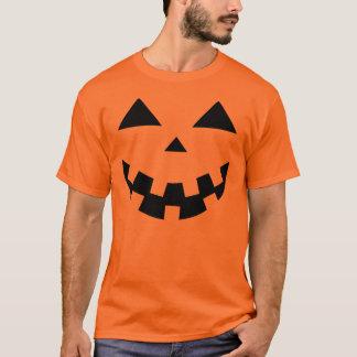 Jack-O-Lantern Pumpkin T-Shirt