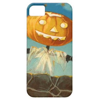 Jack O Lantern Scarecrow Stars Pumpkin iPhone 5 Covers