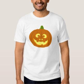 Jack-o-lantern Tee Shirts