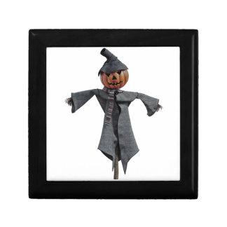 Jack O Scarecrow Gift Box
