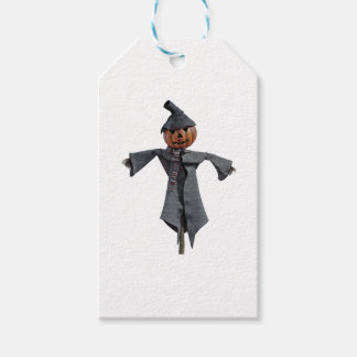 Jack O Scarecrow Gift Tags