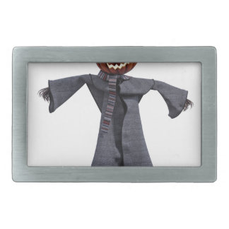 Jack O Scarecrow with Bright Eyes Belt Buckles