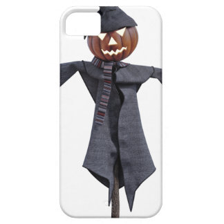 Jack O Scarecrow with Bright Eyes iPhone 5 Case