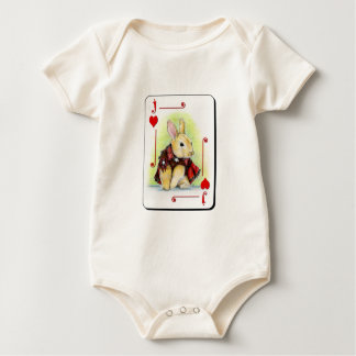 Jack of Hearts Baby Bodysuit