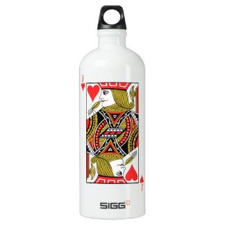 Jack of Hearts Water Bottle