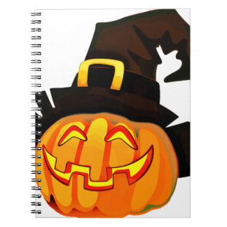 Jack O'Lantern Notebooks