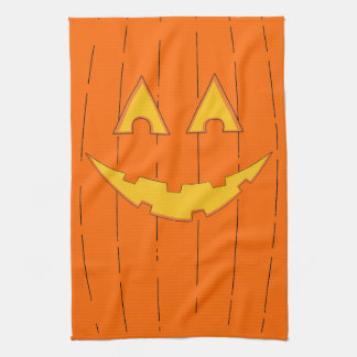Jack O'Lantern Towel