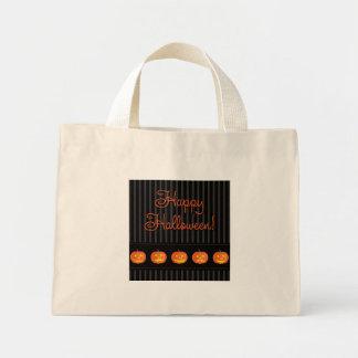 Jack O'Lanterns! Mini Tote Bag
