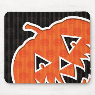 Jack O'Lanterns! Mouse Pad