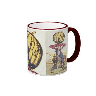 Jack Pumpkinhead Coffee Mugs