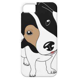 Jack Puppy Love iPhone 5 Cover
