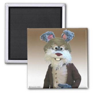 Jack Rabbit Magnet