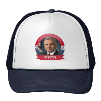 JACK REED CAMPAIGN MESH HAT