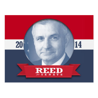 JACK REED CAMPAIGN POST CARD