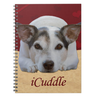Jack Russel iCuddle Notebooks