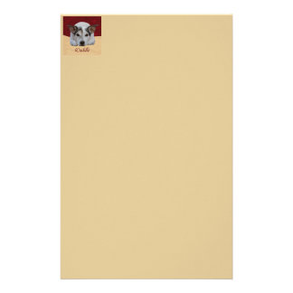 Jack Russel iCuddle Stationery